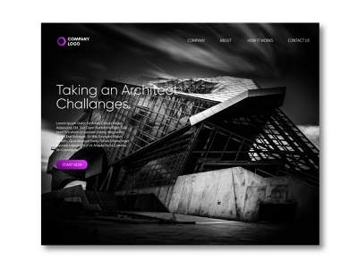 Web design web template architecture website web page landing page web page design