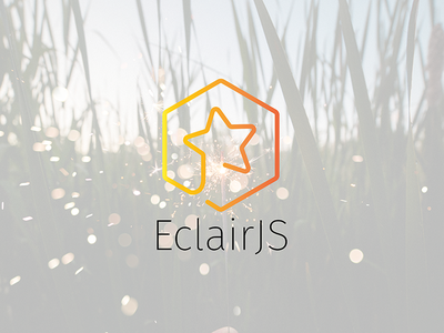 Eclair Logo Concept logo