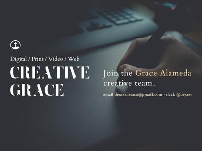 Creative Grace jesus church