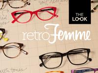 retroFemme campaign look
