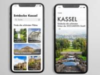 Entdecke Kassel App