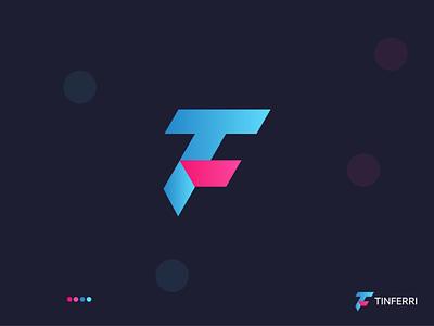 TF letter logo concept concept idea letter logo t f letter logo logo collection logotype abstract typography flat icon design modern minimal brand identity logo trends 2020 lettering lettermark logos logo branding