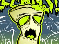 Burrito zombie