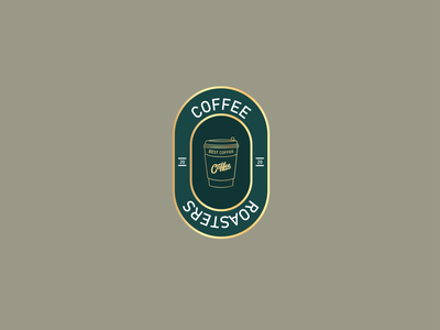Coffee shop logo design typography colorful logo coffeelogo creative logos eye catching design businesslogo branding