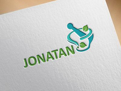 Natural Minimalist Logo vector graphic design typography icon logo illustration illustrator branding minimal flat