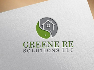 Real Estate Logo illustration illustrator design typography branding vector icon minimal logo flat