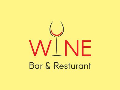 Bar and Restaurant logo unique logo restaurant app restaurant branding design illustrator graphic design typography illustration icon logo branding vector minimal flat