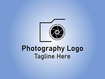 photography Logo graphic design design illustrator vector flat branding minimal logo instagram photoshot photo photography