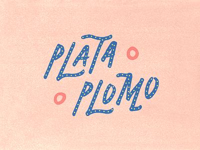 Mottos I brush type handlettering typography type custom motto