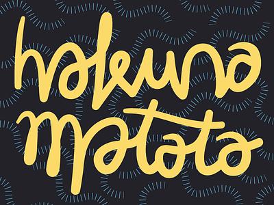 Mottos II typography motto handlettering custom type brush