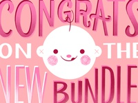 Congrats on the new bundle!