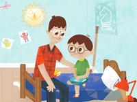 Walnut Creek children's book