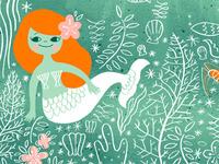 Mermaid, mermaid!