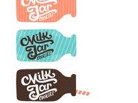 Milk Jar Cookies color