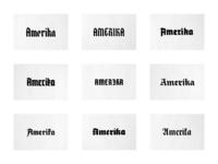 Wolfenstein Nazi Type Study