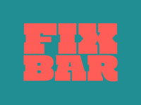 Fix bar logo