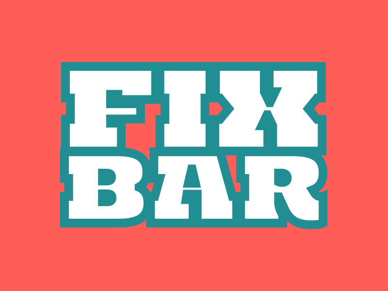 Fix bar alt1