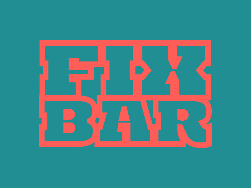 Fix bar alt 2