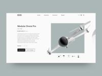 001 Drone Concept