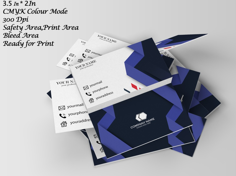 beautiful stylish business card design brand business concept branding special vector beuty illustration stylish design