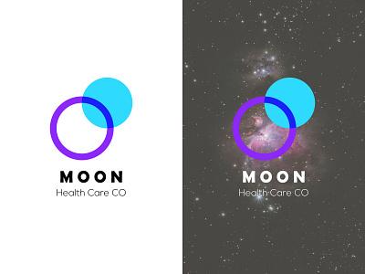 MOON LOGO moon moonlight logotype logo mark logodesign logo design design vector corporate identity branding logos logo
