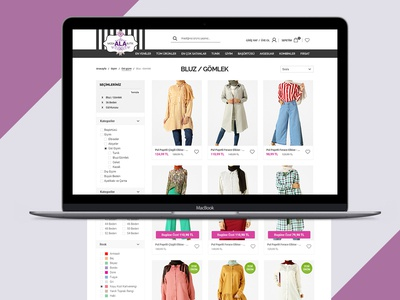 Ecommerce Shopping Design