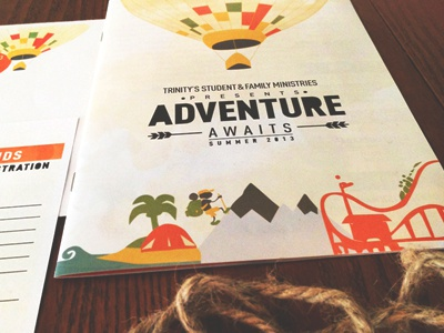 Dribble adventureawaits