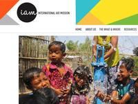 IAM Website in Process