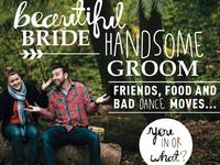 Wedding Invite Details