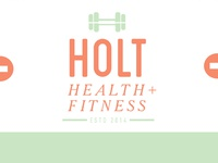 Holt Health + Fitness logo