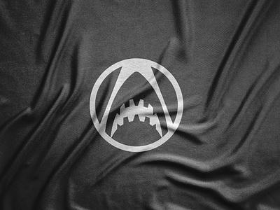 Sharkey logo design animal abstract shark circle logotype logo mark logos logo designer minimalism minimalist modern paper symbol vector art vector illustration graphicdesign graphics geometric flat design elegant