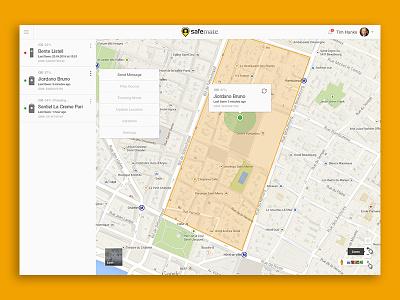GPS tracking dashboard web dashboard responsive bootstrap website html webapp app saas photoshop map ui design ux ui tracking app tracking gps