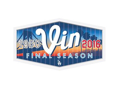 Vin's Final Season baseball mlb dodgers los angeles vin scully