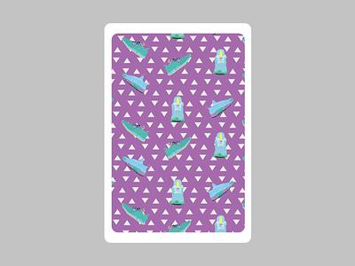 Deck of Cards Workout motion animation drawing 2d vector branding photoshop design illustration illustrator
