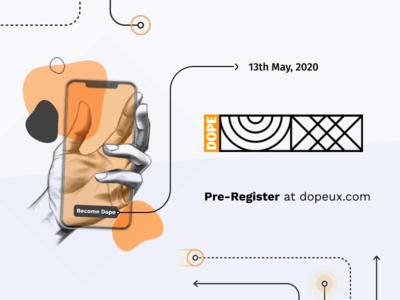 Coming Soon - UX Design Platform web app icon ui ux website typography branding design illustration