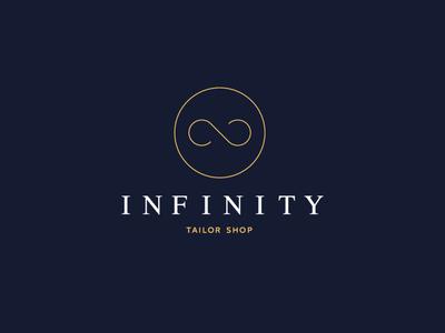 infinity Brand Identity Design man parfum paris london behance art shop taylor typogaphy texture brand design brand identity branding branding design luxury luxury brand luxury logo parfume fashion tailor