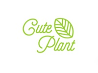 cute plant hand lettering hand drawn hand logo handlettering green cute art planets business card business design branding brand identity brand design branding design logo design branding logodesign logo mark logo cute animal planet