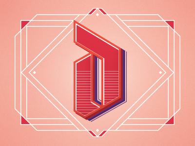Letter d 2