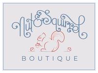 Nut Squirrel Brand Identity