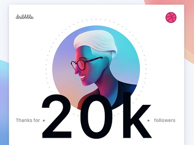 Dribbble - 20K illustration ui ux design motion leonatsume animation web app nike page