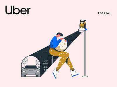 Uber – Users Review 2018 | 04 branding uber design uber creative character app animation interface web illustration design ux ui