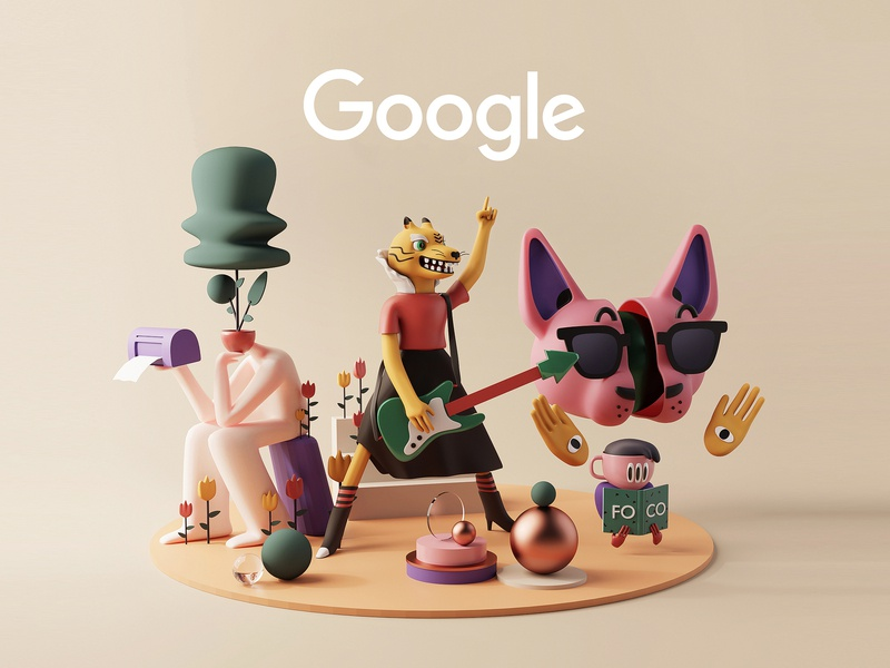 Google Partners stickers | 01