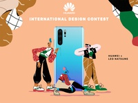 Huawei - International Design Contest 🔥🏁