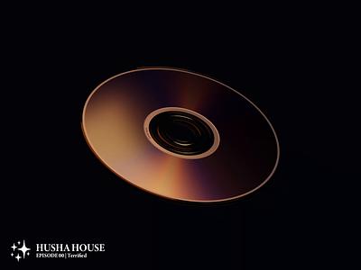 Spin 📀✨ digital analog voice audiobook audio music ui design ui  ux loop ux logo icon branding animation design blender 3d podcast disc cd