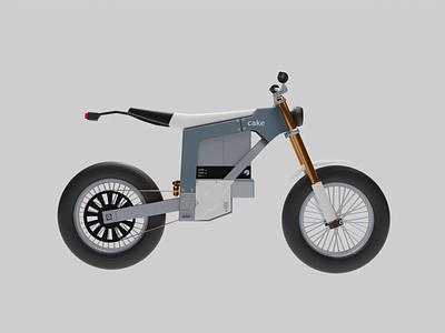 Cake motorbike motorcycle hard surface modeling aftereffects cake ux ui  ux electric minimal app web illustration ui branding animation design 3d