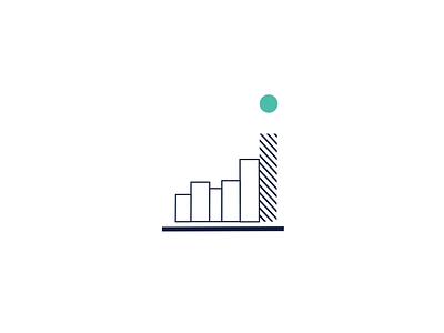 A Motion Design Class skillshare brand logo animation graph circle teal blue color design focuslab fathom motion class