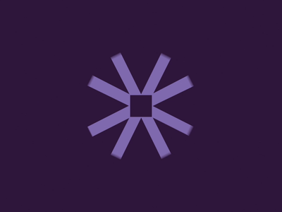Short n Sweet color mark quick type purple design branding motion design focus lab motion galvanize