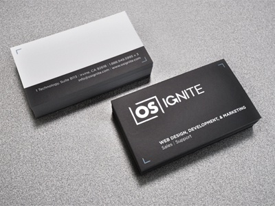 OS Ignite branding logo identity web design website typography type graphic design design