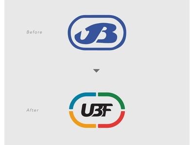 United Best Field (UBF) rebranding petrochemical brand identity logodesign visual identity art direction logo identity design brand branding brand design design