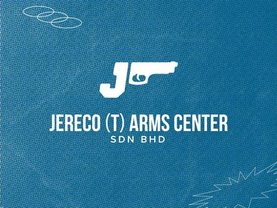 Jereco (T) Arms Center graphic design arms center brand identity logodesign logo visual identity identity design art direction branding brand brand design design